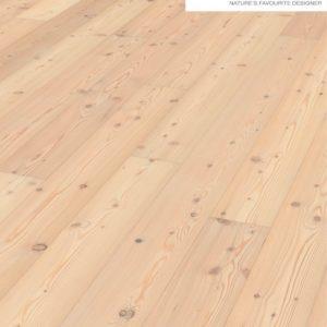 Admonter Landhausdiele Lärche ALBA Basic gebürstet easy care natur geölt - Perspektiv-Ansicht