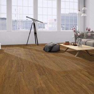 Moso Bamboo Elite Premium - Bambus 3-Schicht Dielen - Densitiy gedämpft - Wohnzimmer
