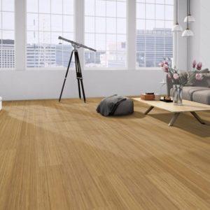 Moso Bamboo Elite Premium - Bambus 3-Schicht Dielen - Hochkantlamelle gedämpft - Wohnzimmer