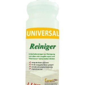 Universal Reiniger - Pflegemittel für PU-versiegelte und Thermocor beschichtete Bodenbeläge - Universal Reinigungsmittel by Naturboden & Türen Fründ Leipzig