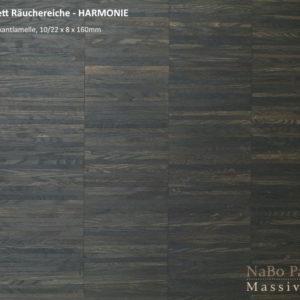Industrieparkett Räuchereiche - Harmonie - NaBo Parkett Hochkantlamelle Leipzig