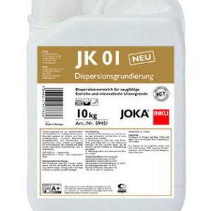 JOKA Dispersionsgrundierung JK 01 - Grundierung für saugende Untergünde vor Spachtelarbeiten - NaBo Parkett Zubehör Leipzig