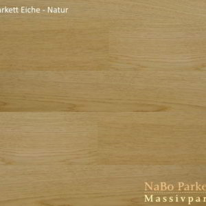 Lamparkett Eiche Natur - NaBo Parkett Leipzig