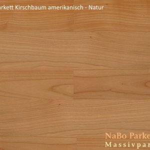 Lamparkett Kirschbaum amerikanisch Natur - NaBo Parkett Leipzig