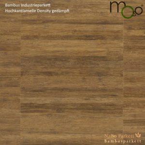 Bambus Industrieparkett Density gedämpft – Moso bamboo industriale - naturbelassen, roh - NaBo Parkett Bambusboden Leipzig