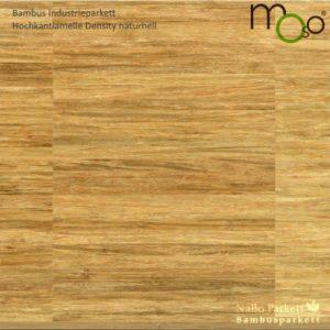 Bambus Industrieparkett Density naturhell – Moso bamboo industriale - naturbelassen, roh - NaBo Parkett Bambusboden Leipzig