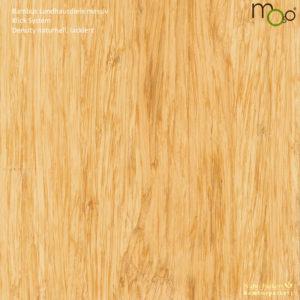 Bambus Landhausdiele massiv Density naturhell – Moso bamboosolida - lackiert - NaBo Parkett Bambusboden Leipzig