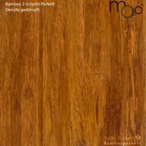Bambus 2-Schicht-Parkett Density gedämpft – Moso bamboosupreme - lackiert oder vorgeölt - NaBo Parkett Bambusboden Leipzig