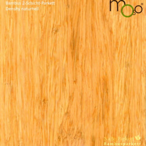 Bambus 2-Schicht-Parkett Density naturhell – Moso bamboosupreme - lackiert oder vorgeölt - NaBo Parkett Bambusboden Leipzig