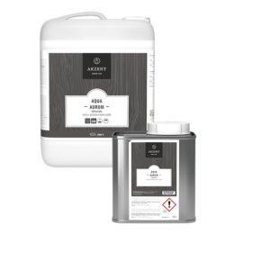 Parkettlack Akzent Aqua Aurum - 2K PU Wasserlack mit Glanzgrad Halbmatt oder matt - für Wohn- und Objektbereiche