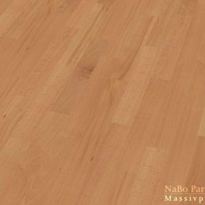 Stabparkett Buche gedämpft - Select-Natur - 10/15/22 x 500 x 70mm - NaBo Parkett Leipzig