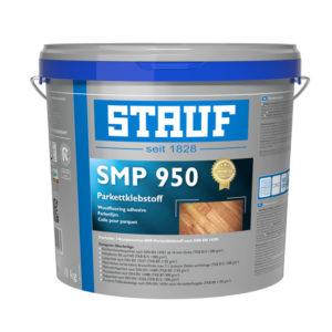 Stauf Parkettklebstoff SMP 950 - hartelastischer 1-Komponenten SMP Parkettkleber nach ISO 17178 - NaBo Parkett Leipzig