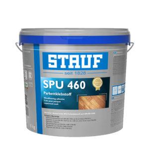 Stauf Parkettklebstoff SPU 460 - harter 1-Komponenten SPU Parkettkleber nach ISO 17178 - NaBo Parkett Leipzig