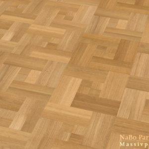 Tafelparkett Eiche Paris - Sortierung Exquisit + natur geölt - NaBo Parkett Tafelboden