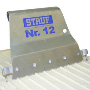 Stauf Klebstoff Zahnspachtel Nr. 12 - zur dampfbremsenden Klebung auf restfeuchten Zementestrichen - NaBo Parkett Leipzig