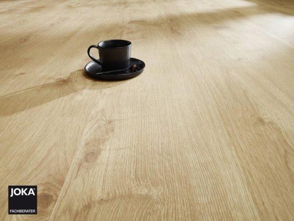 JOKA Laminatboden Metropol - 1-Stab Landhausdielen Design Oak timeless - Detail