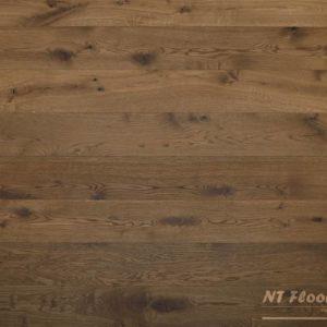 NT Floors Landhausdiele Eiche Country geräuchert - leicht angeräuchert, gebürstet, farblos natur endgeölt