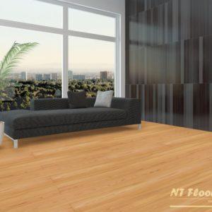 NT Floors Landhausdiele Lärche sibirisch A - geschliffen oder gebürstet - farblos natur endgeölt - Ambiente