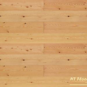 NT Floors Landhausdiele Lärche sibirisch AB - geschliffen oder gebürstet - farblos natur endgeölt