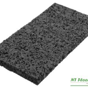 Gummi Granulat Unterlagepad für Holz und WPC Unterkonstruktion - 3 x 40 x 80mm