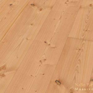 Douglasie Massivholzdielen Sortierung I/III nachsortiert - geschliffen, natur geölt - NaBo Parkett