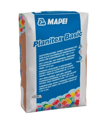 Mapei Spachtelmasse Planitex Basic - gipsbasiert - von 1,0mm bis 15,0mm ausgleichen und glätten