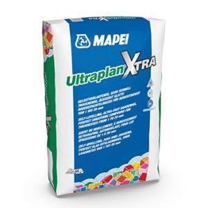 Mapei Spachtelmasse Ultraplan XTRA - zementär - bis 20mm ausgleichen und glätten für hohe Beanspruchung