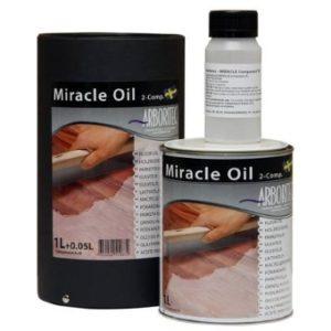 Holzbodenöl Arboritec Miracle Oil 2K - für Parkett und Holzböden